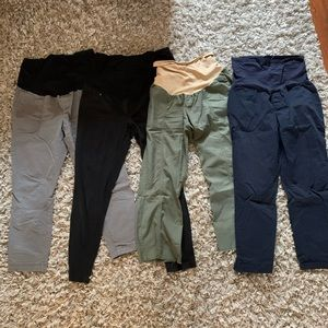 Casual maternity pants Old Navy, Motherhood, GAP